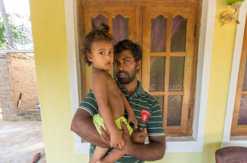 Tharanga's Homestay, holiday rental in Komari