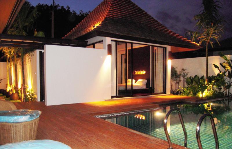 Privada piscina Villa Bangtao Beach
