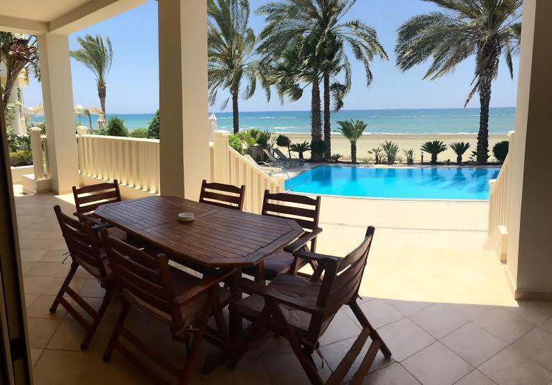Nefeli Beach villa, holiday rental in Pyla