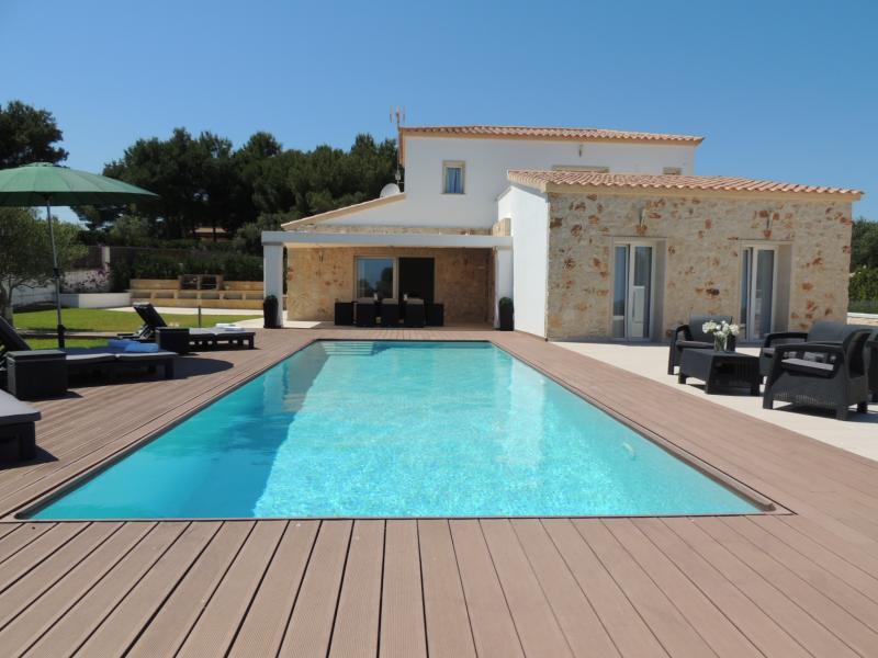 Villa Marie Carmen - Pool Area
