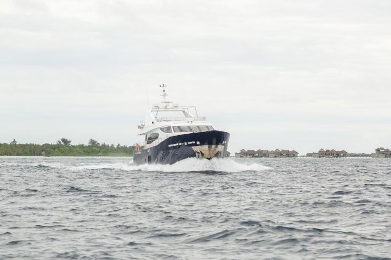 Fantom Luxury Yacht, vacation rental in Maldives