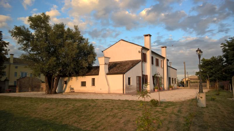 Turismo lento nel Delta del Po, holiday rental in Crespino