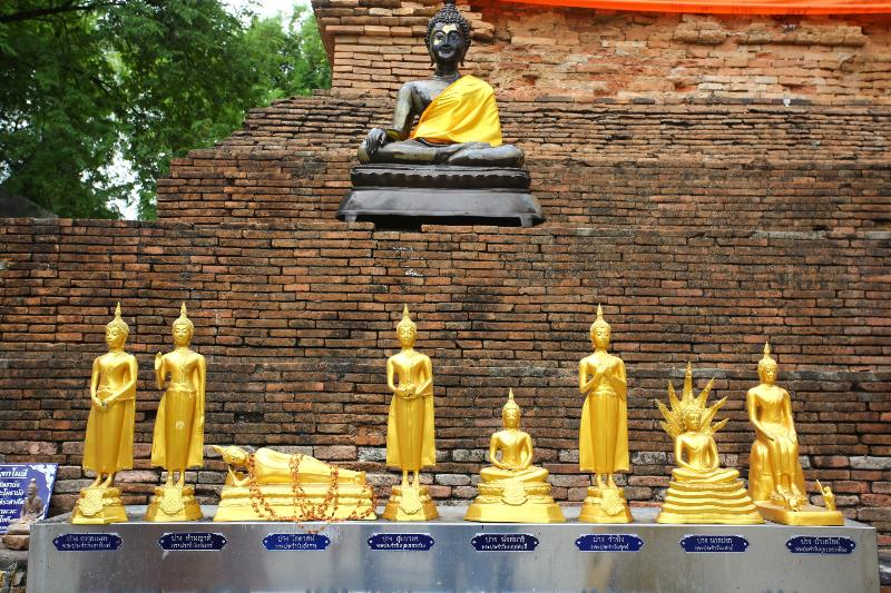 Tourist attraction - temple