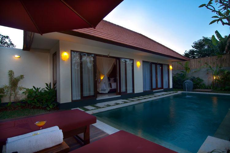 The Awan Villas serenity in property