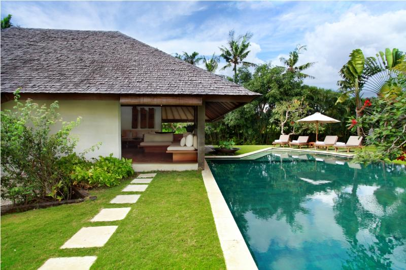 Artistic Luxury Villas in Ricefield - Sin Sin Three, holiday rental in Dalung