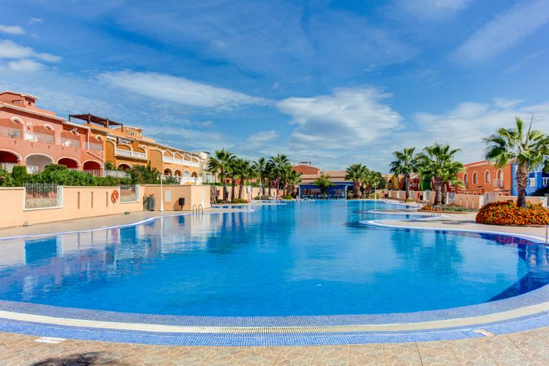 Fabulous residents pool