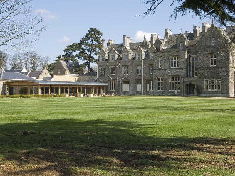 Shendish Manor, historisk byggnad