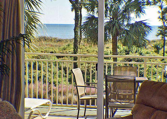 Shorewood 207- 3 Bedroom Ocean Front, vacation rental in Hilton Head