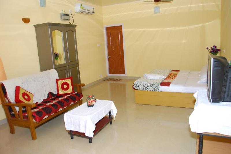 Pulickal Green Cottage Munnar, holiday rental in Munnar