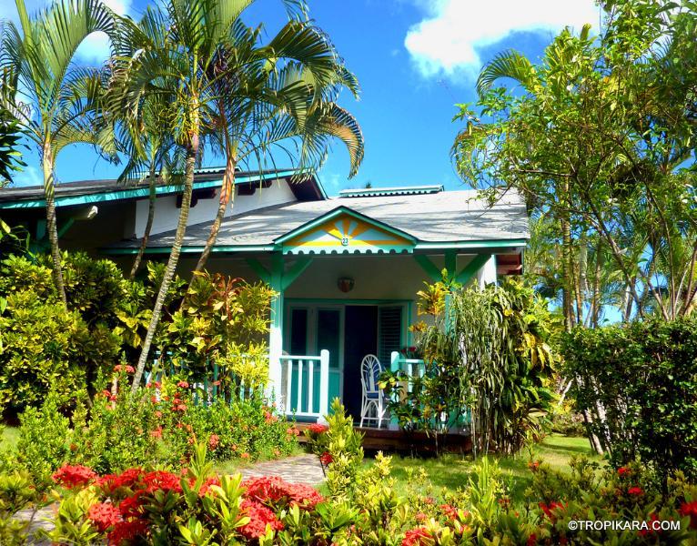 La Casa Garden, cottage dans un magnifique jardin tropical, à 2 pas du village de Las Terrenas