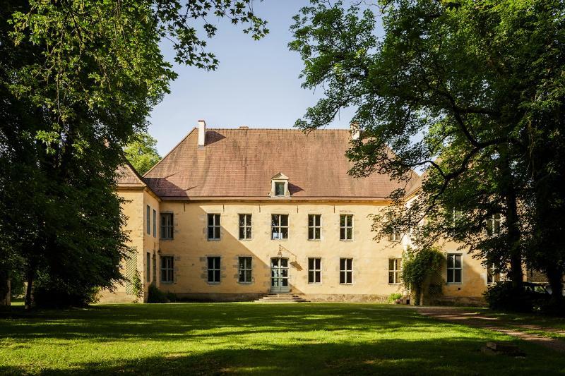 Facciata del Nord Château