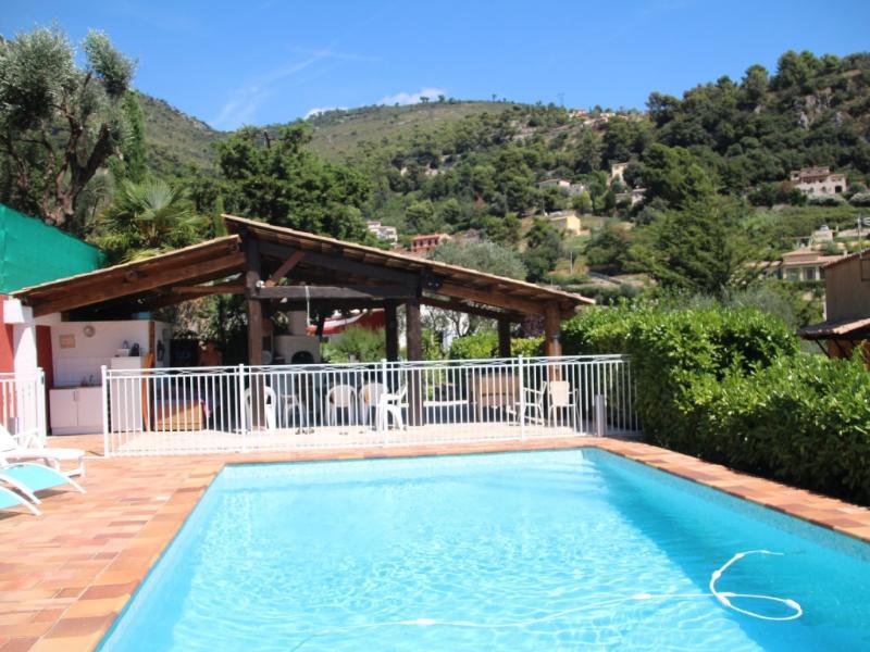 Appartement 3 pieces en rez de jardin dans villa, vacation rental in Colomars