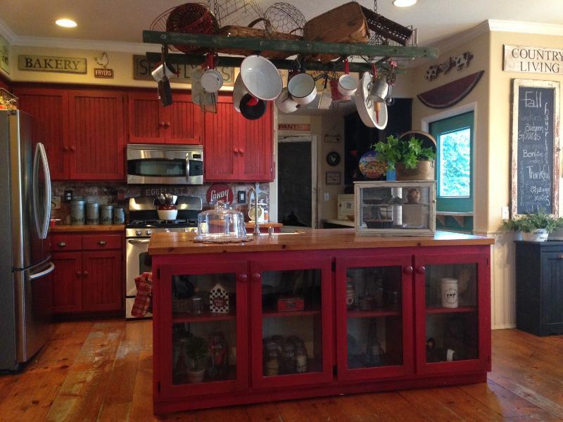 Gran cocina personalizada