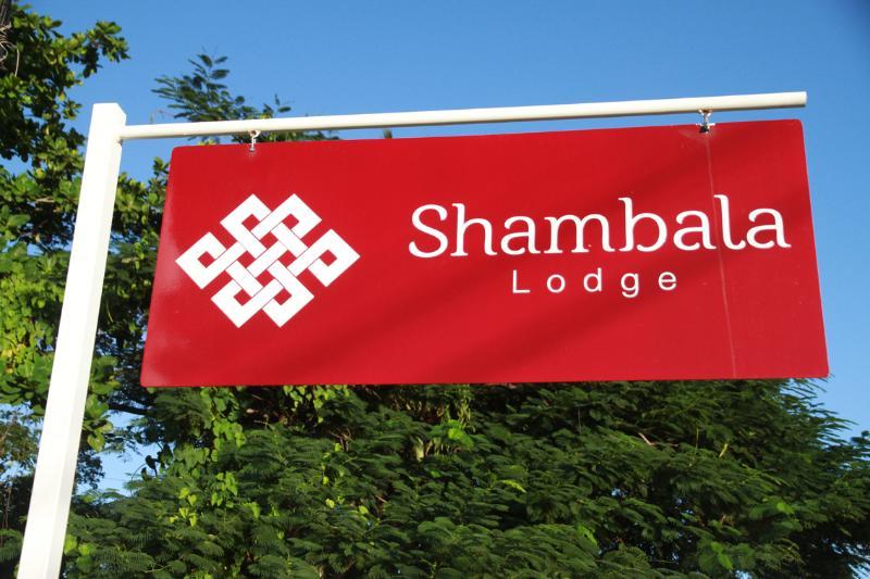 Signalétique Shambala Lodge