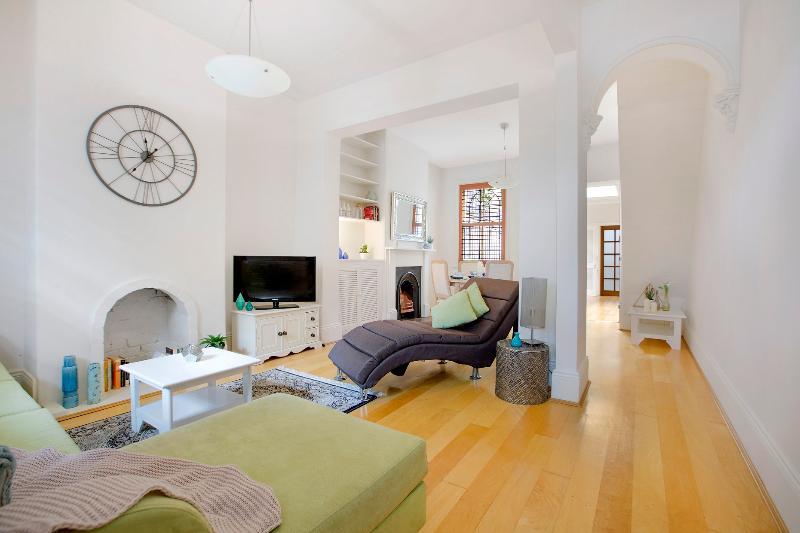 Spacious and Stylish  Living Room