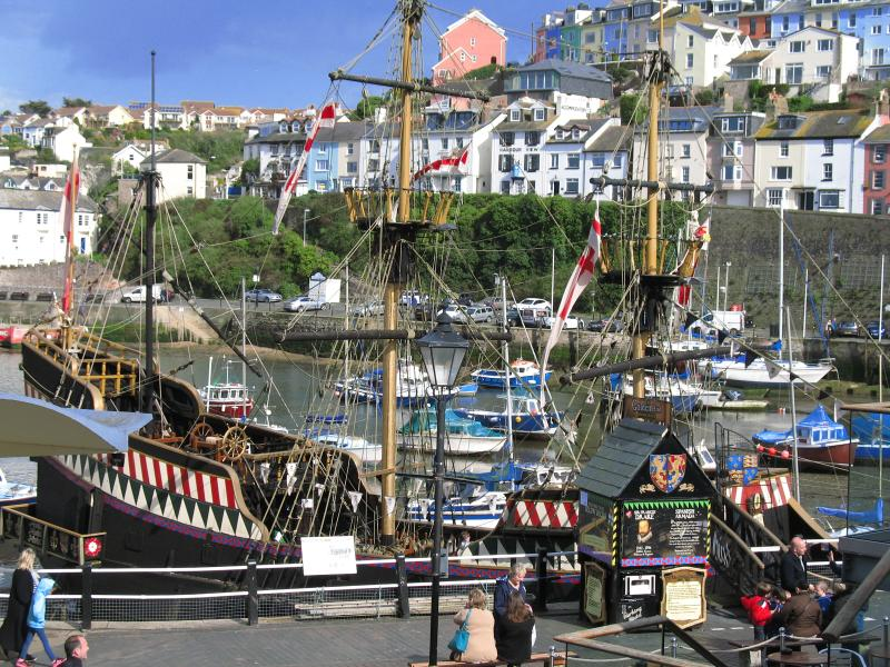 Harbour Side, holiday rental in Brixham