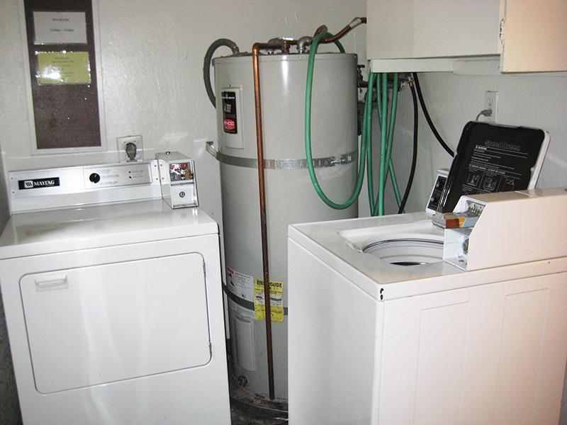 Western Slopes Villas Laundry Room