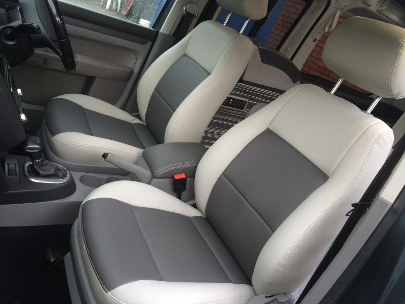 Comfortable cabin with automatic transmission