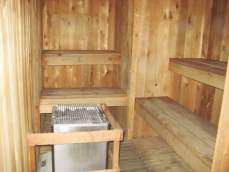 Hidden Valley Sauna