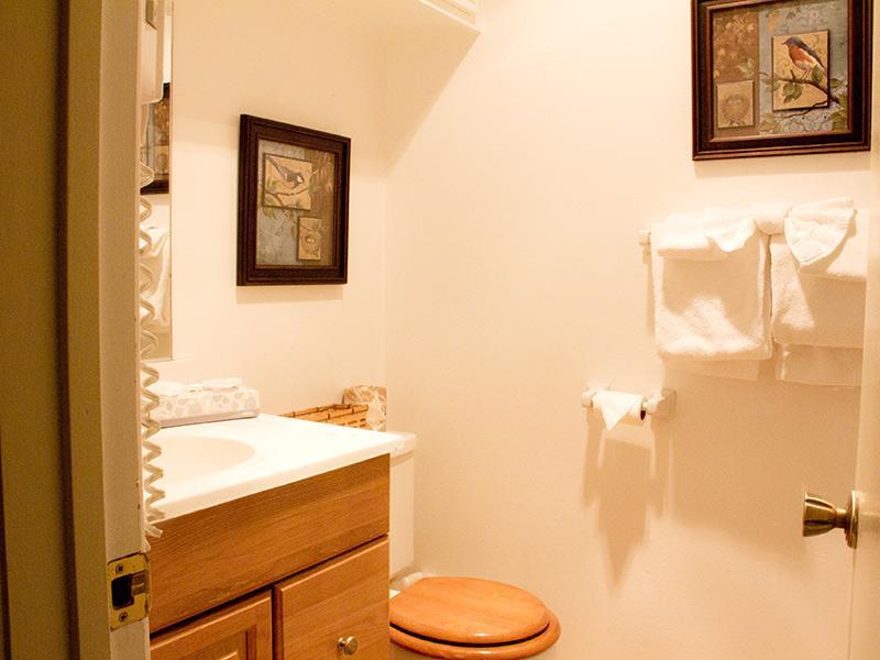 Baño planta baja pasillo