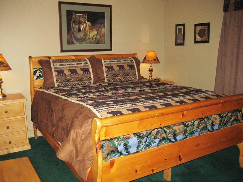 Planta baja dormitorio principal
