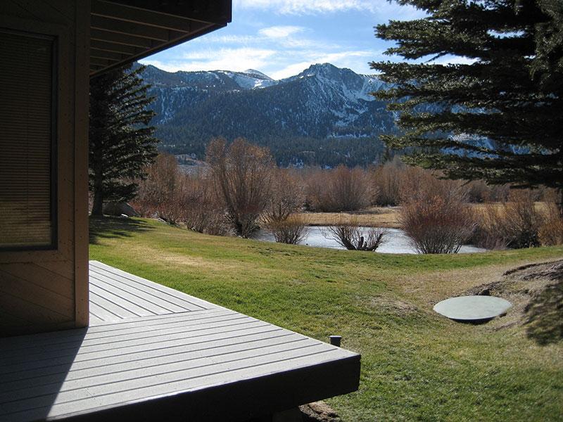 Snowcreek Ponds in the Spring