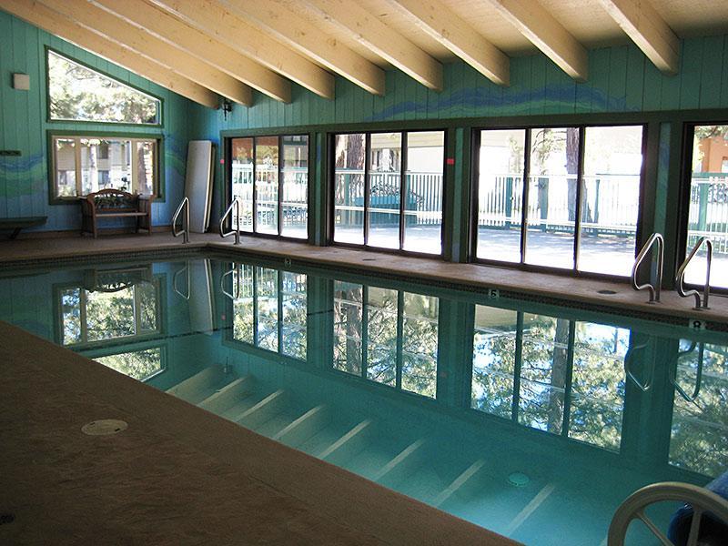 Chateau Sans Nom Year-Round Indoor Pool