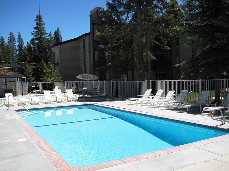 One of Two Outdoor Pools (Summer Only)