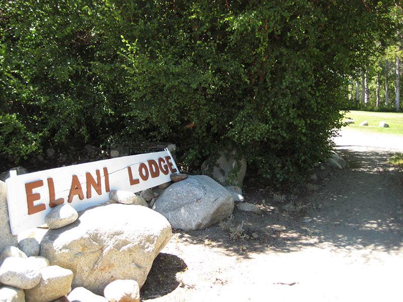 Elani Lodge Entry