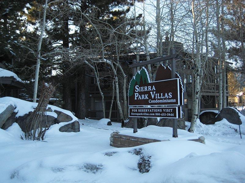Sierra Park Villas Entrance