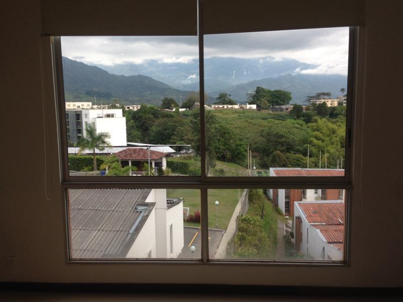 Espetacular vista para a montanha