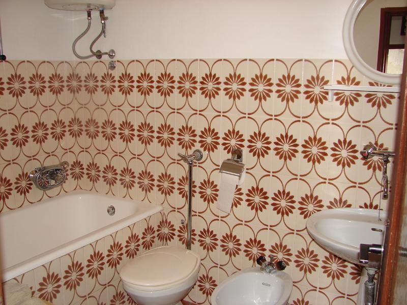 A1 (4 + 1): badkamer met toilet