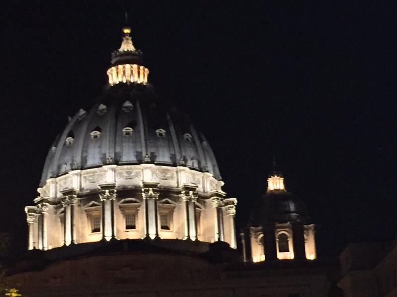 St Peters Kuppel