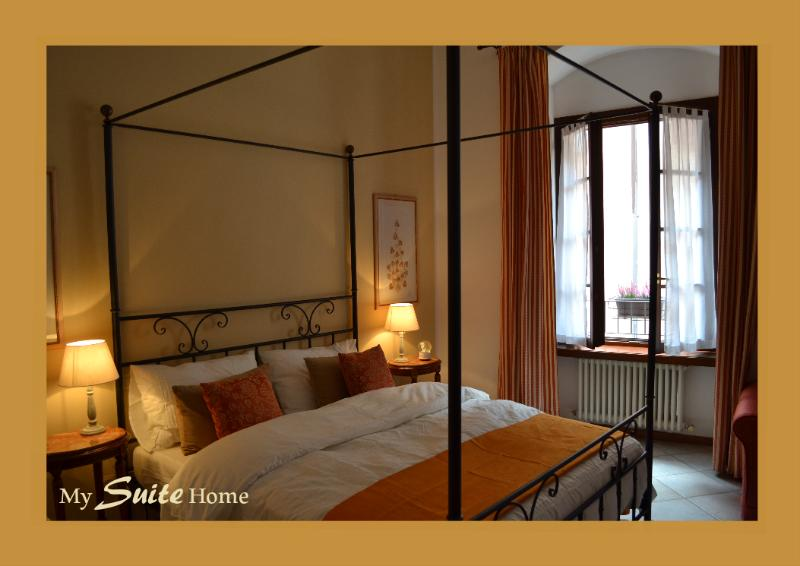 'My Suite Home' - WiFi - Riva del Garda - Canopy Bed