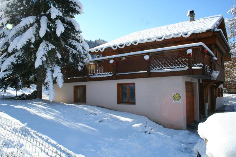 Escapade en Vanoise, vacation rental in Bozel