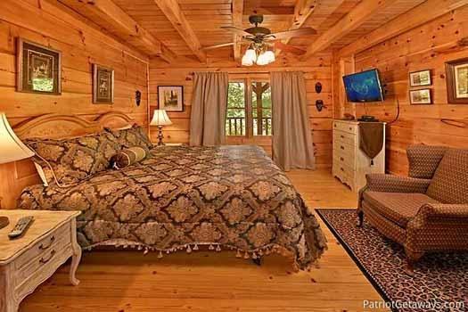 Principal nivel dormitorio en Fox Ridge