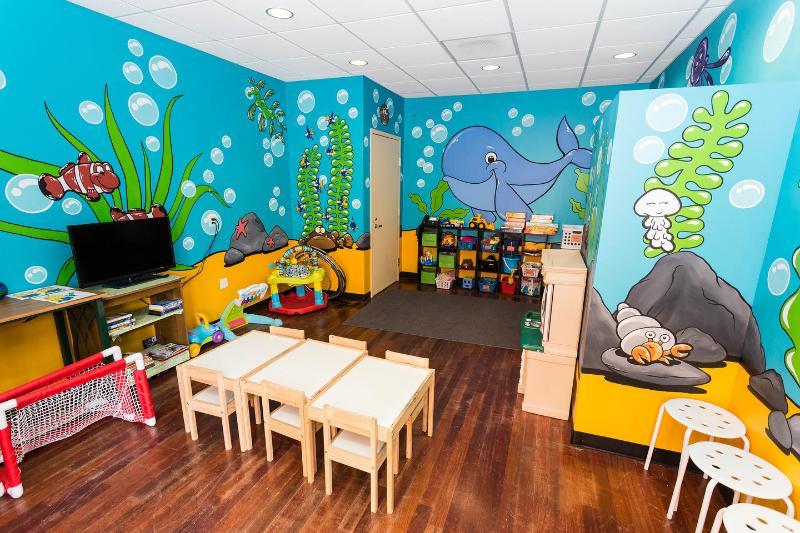 Sala de actividades de crianças