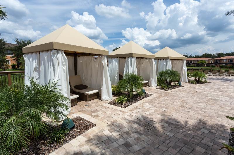Cabanas de piscina