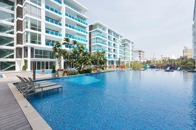 2 bedroom condo in my resort B 610, alquiler vacacional en Ban Khao Takiap
