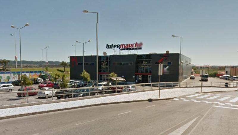 Intermarche shopping at 150m