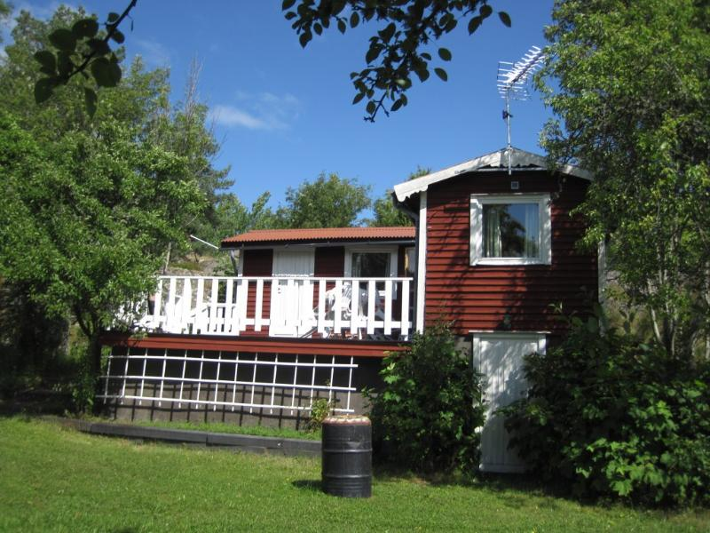 Rödluvan, holiday rental in Gamleby