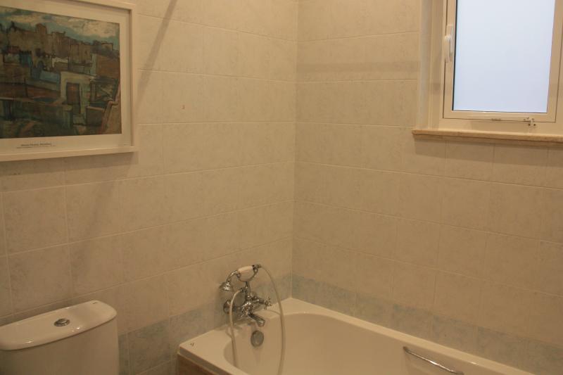 Main Bathroom with Italian Marble floors