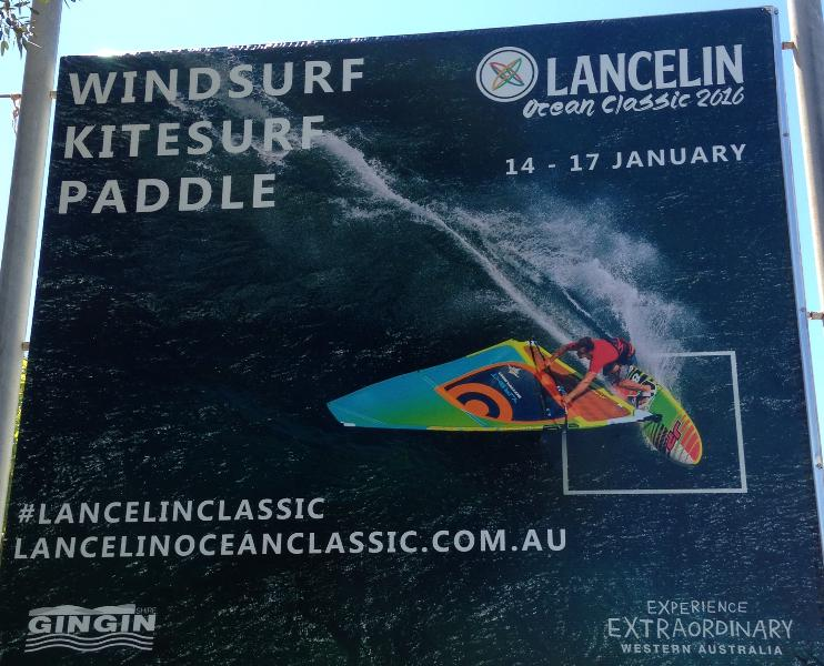 2016 Lancelin Ocean Classic - pencil in your dates and book Lou's Place