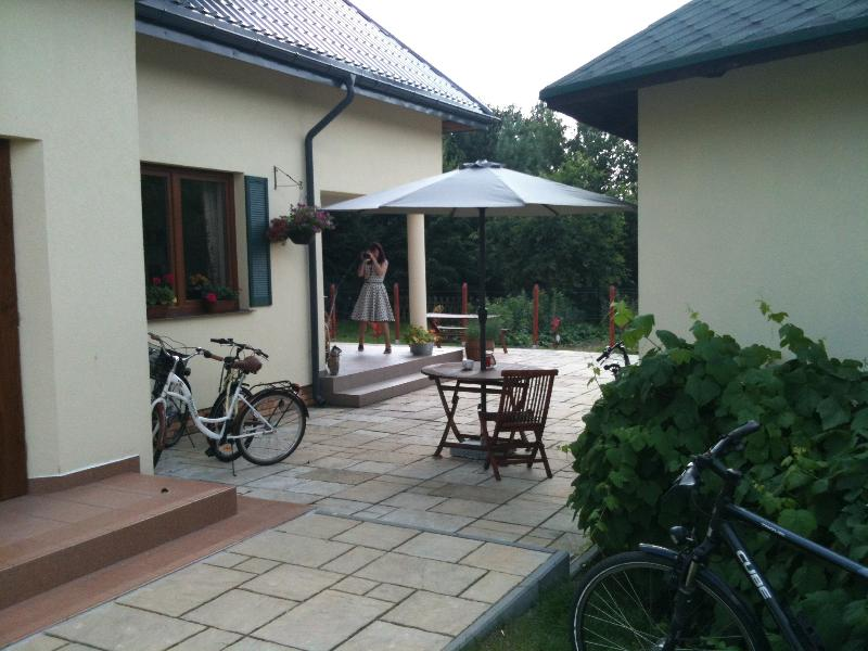 2 new cottages, Teal and Mallard, holiday rental in Lidzbark