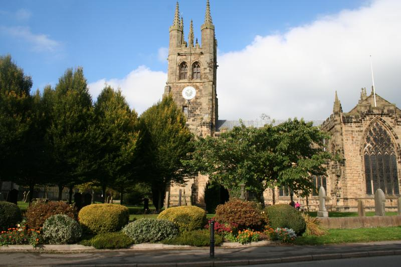 Tideswell is the nearest village - 2 miles away. Tideswell Church know as the Cathedral of the Peak
