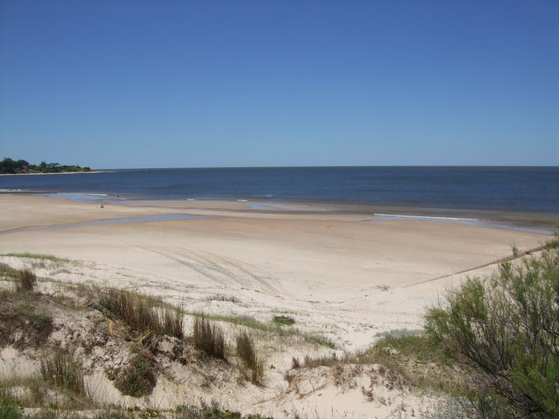 Beach near House