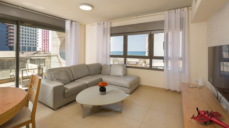Suite Sky - (apartment #12) - Living Room