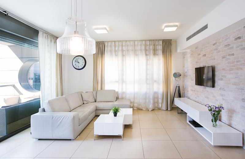 Suite-SunnyBeach - (apartment #6) - Living Room