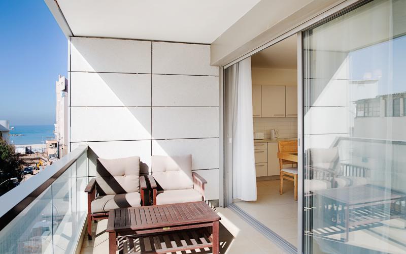 Suite-SunCity - (apartment #8) Balcony