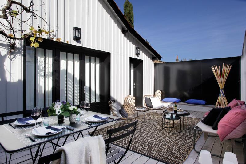 Ravissante maison****  de haut standing - Grande Terrasse-Parc Bordelais, location de vacances à Saint-Médard-en-Jalles